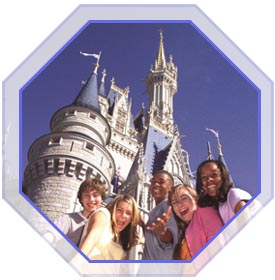Group Packages including Disney